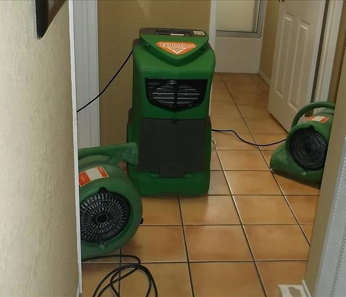 SERVPRO of Murrieta water damage
